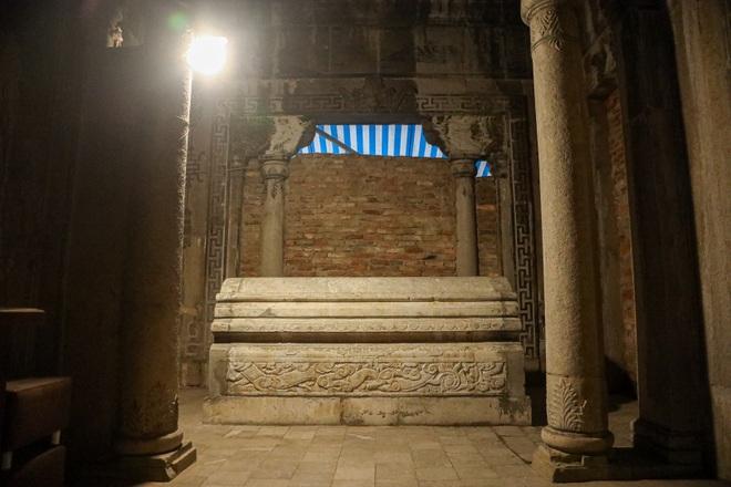 Lăng mộ đá cổ 100 tuổi giữa lòng Hà Nội - 16