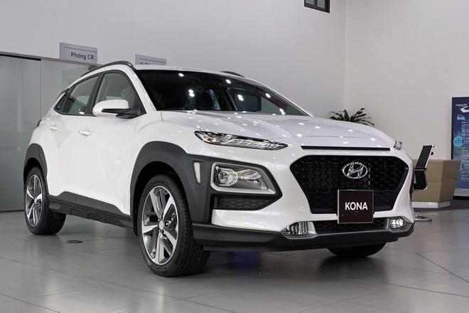 Hụt hơi trước Kia Seltos, Hyundai Kona giảm giá hơn 60 triệu đồng - 1
