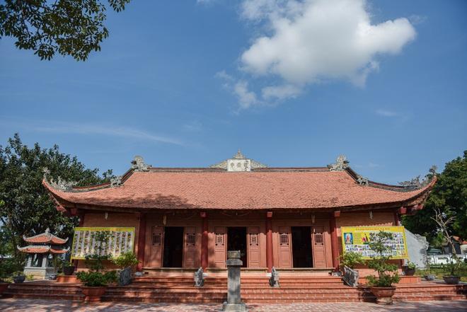 Ngôi chùa 600 tuổi từng là Đệ nhất danh lam vùng Đông Bắc - 4
