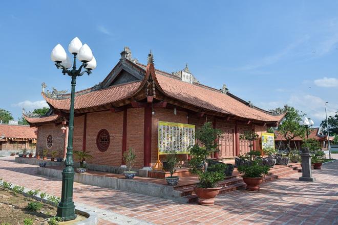 Ngôi chùa 600 tuổi từng là Đệ nhất danh lam vùng Đông Bắc - 5