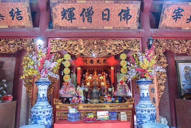 Ngôi chùa 600 tuổi từng là Đệ nhất danh lam vùng Đông Bắc - 11