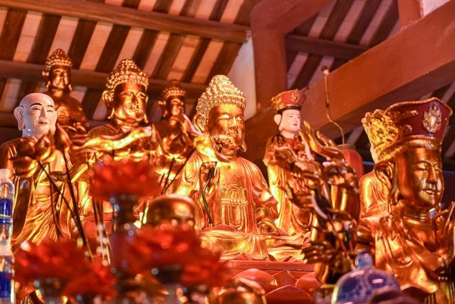 Ngôi chùa 600 tuổi từng là Đệ nhất danh lam vùng Đông Bắc - 21