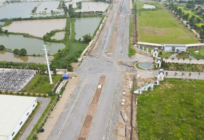 Toàn cảnh đại dự án đường vành đai 3,5 qua 4 xã ngoại thành Hà Nội - 4