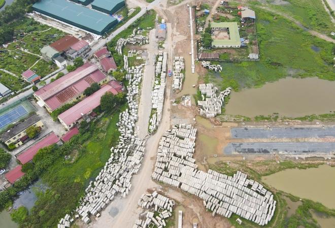 Toàn cảnh đại dự án đường vành đai 3,5 qua 4 xã ngoại thành Hà Nội - 13