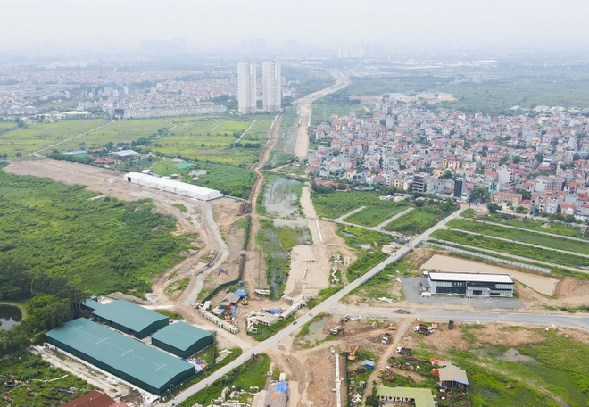 Toàn cảnh đại dự án đường vành đai 3,5 qua 4 xã ngoại thành Hà Nội - 14