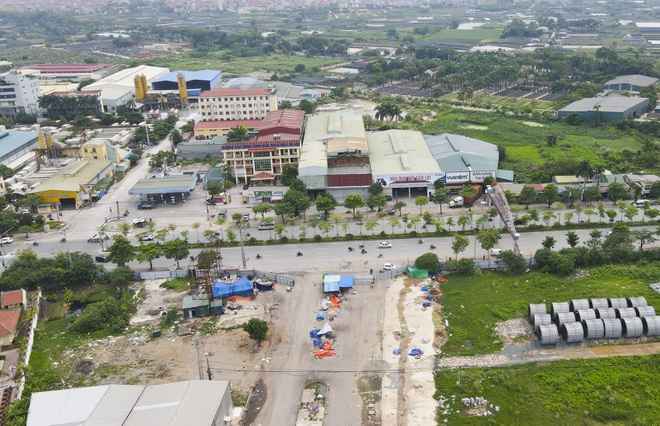 Toàn cảnh đại dự án đường vành đai 3,5 qua 4 xã ngoại thành Hà Nội - 12