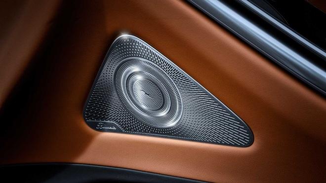 Soi chi tiết nội thất Mercedes S-Class thế hệ mới - 4