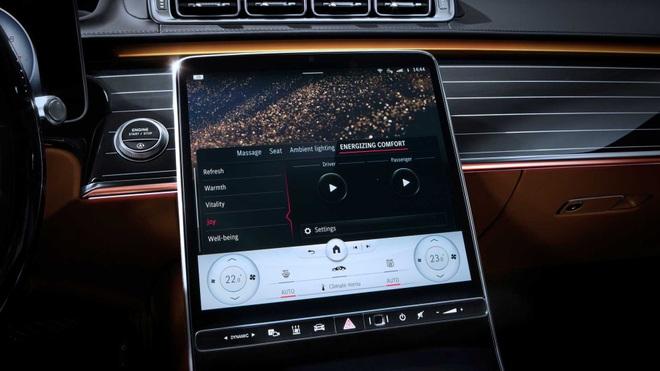 Soi chi tiết nội thất Mercedes S-Class thế hệ mới - 11
