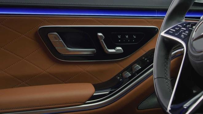 Soi chi tiết nội thất Mercedes S-Class thế hệ mới - 3