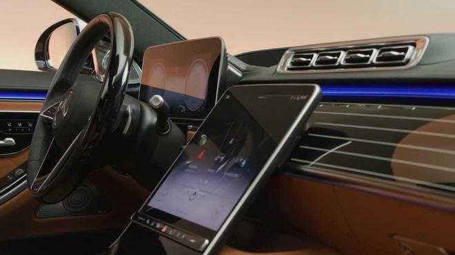 Soi chi tiết nội thất Mercedes S-Class thế hệ mới - 10