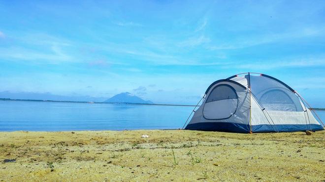 Đẹp đến nao lòng hồ nước nhân tạo lớn nhất Việt Nam - 8