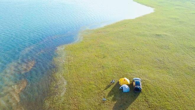 Đẹp đến nao lòng hồ nước nhân tạo lớn nhất Việt Nam - 12