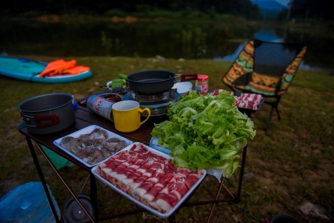 Hồ Chòm Núi - điểm trốn dịch lý tưởng cách nội đô Hà Nội chỉ 40km - 20