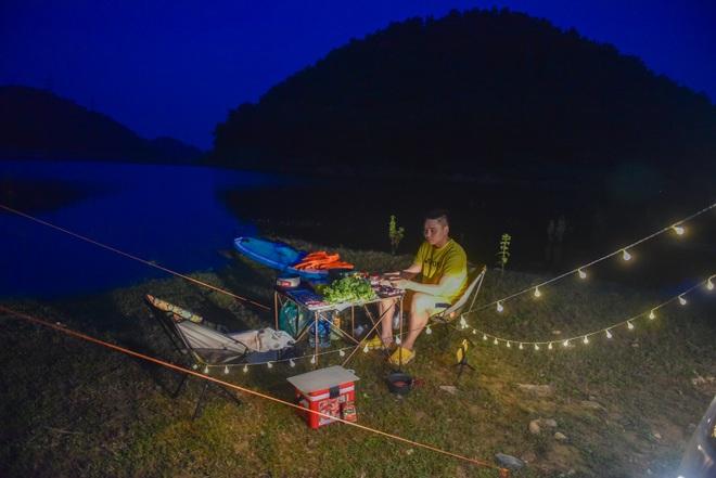 Hồ Chòm Núi - điểm trốn dịch lý tưởng cách nội đô Hà Nội chỉ 40km - 17