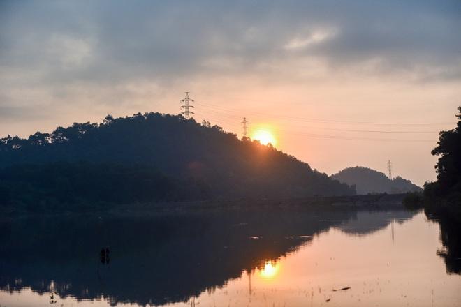 Hồ Chòm Núi - điểm trốn dịch lý tưởng cách nội đô Hà Nội chỉ 40km - 21