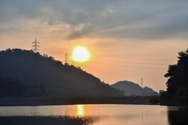 Hồ Chòm Núi - điểm trốn dịch lý tưởng cách nội đô Hà Nội chỉ 40km - 24