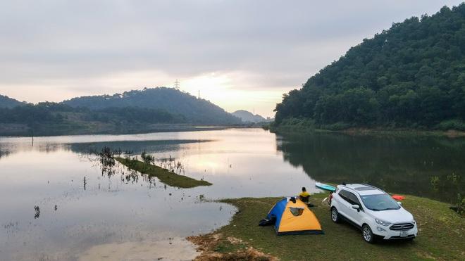 Hồ Chòm Núi - điểm trốn dịch lý tưởng cách nội đô Hà Nội chỉ 40km - 9