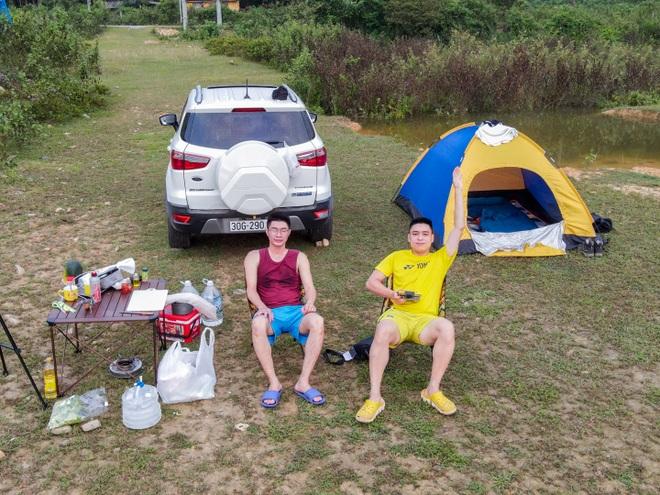 Hồ Chòm Núi - điểm trốn dịch lý tưởng cách nội đô Hà Nội chỉ 40km - 8