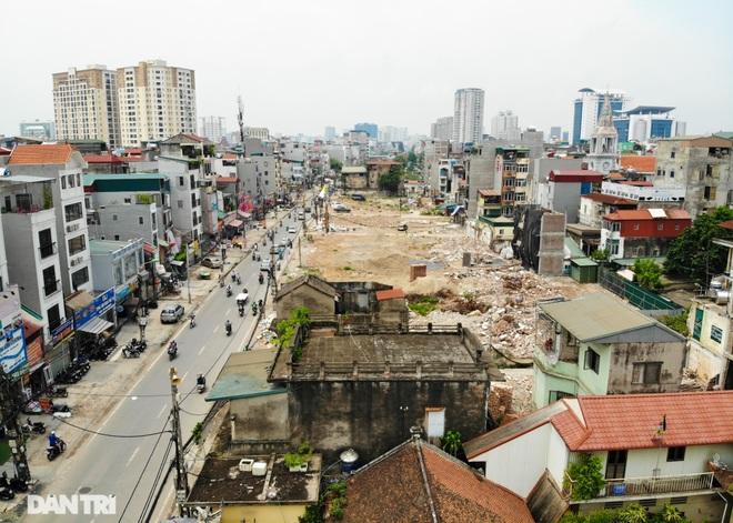 Hà Nội: Toàn cảnh công trường đường vành đai 2 đoạn Minh Khai – Đại La - 18