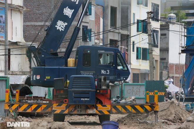 Hà Nội: Toàn cảnh công trường đường vành đai 2 đoạn Minh Khai – Đại La - 17