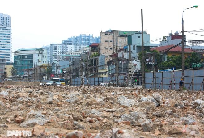 Hà Nội: Toàn cảnh công trường đường vành đai 2 đoạn Minh Khai – Đại La - 9