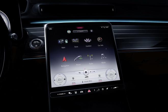 Mercedes-Benz S-Class 2021 - Sức hấp dẫn đến từ bên trong - 28