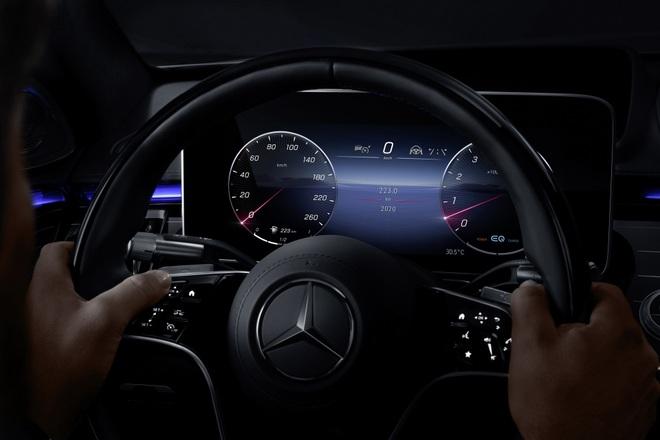 Mercedes-Benz S-Class 2021 - Sức hấp dẫn đến từ bên trong - 30