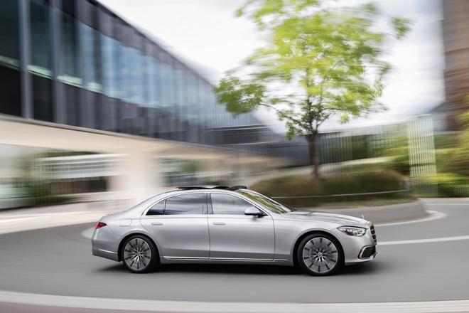 Mercedes-Benz S-Class 2021 - Sức hấp dẫn đến từ bên trong - 3