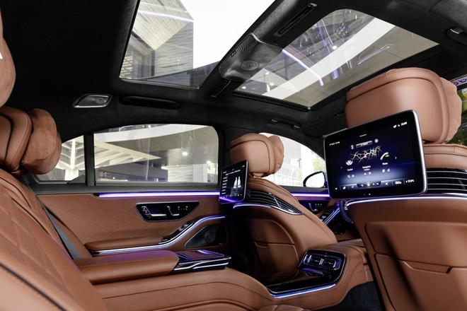 Mercedes-Benz S-Class 2021 - Sức hấp dẫn đến từ bên trong - 7