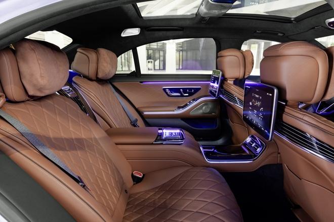 Mercedes-Benz S-Class 2021 - Sức hấp dẫn đến từ bên trong - 6