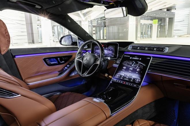 Mercedes-Benz S-Class 2021 - Sức hấp dẫn đến từ bên trong - 8