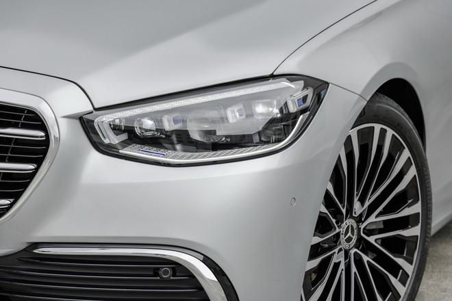 Mercedes-Benz S-Class 2021 - Sức hấp dẫn đến từ bên trong - 21
