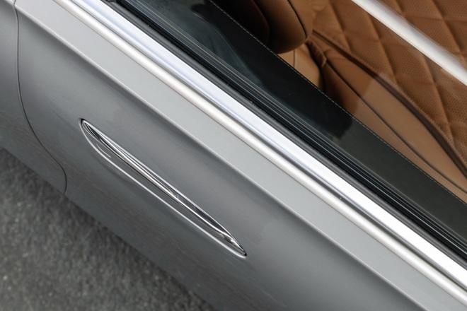 Mercedes-Benz S-Class 2021 - Sức hấp dẫn đến từ bên trong - 1