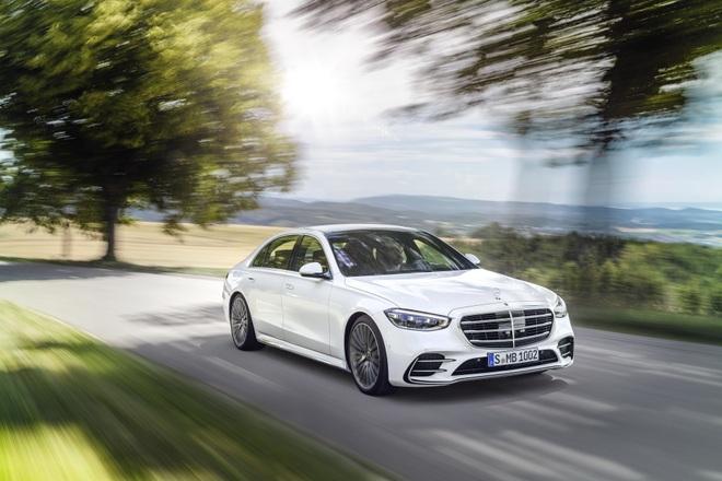 Mercedes-Benz S-Class 2021 - Sức hấp dẫn đến từ bên trong - 13