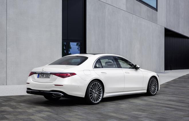 Mercedes-Benz S-Class 2021 - Sức hấp dẫn đến từ bên trong - 14