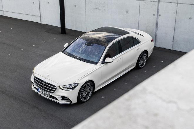 Mercedes-Benz S-Class 2021 - Sức hấp dẫn đến từ bên trong - 11