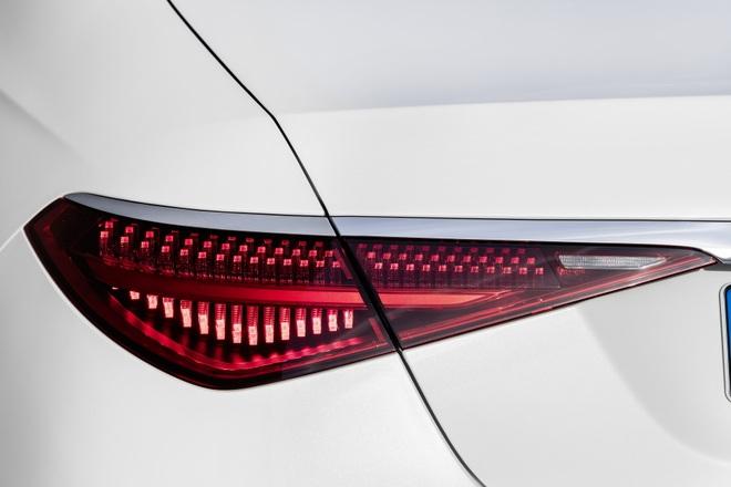Mercedes-Benz S-Class 2021 - Sức hấp dẫn đến từ bên trong - 22
