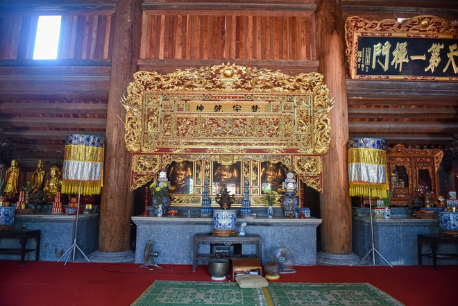 Ngôi chùa nghìn năm tuổi  - Trường Đại học phật giáo đầu tiên ở Việt Nam - 13