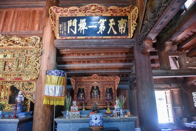 Ngôi chùa nghìn năm tuổi  - Trường Đại học phật giáo đầu tiên ở Việt Nam - 11
