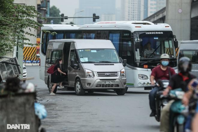 Hà Nội: Chim mồi bám CSGT và cú điện thoại mật báo tới nhà xe - 1