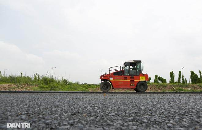 Đại công trường 400 tỷ đồng nối cao tốc Hà Nội - Hải Phòng và đường Cổ Linh - 5