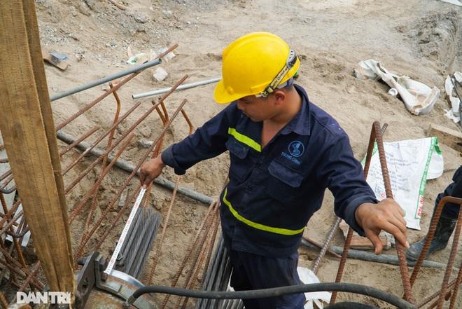 Đại công trường 400 tỷ đồng nối cao tốc Hà Nội - Hải Phòng và đường Cổ Linh - 16