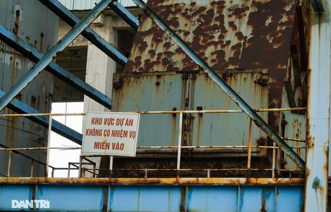 """Cận cảnh """"đống sắt vụn"""" đại dự án gang thép tai tiếng hơn 8.000 tỷ đồng - 15"""