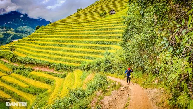 Chạy bộ khám phá vẻ đẹp rực rỡ của những bản làng Mù Cang Chải - 4