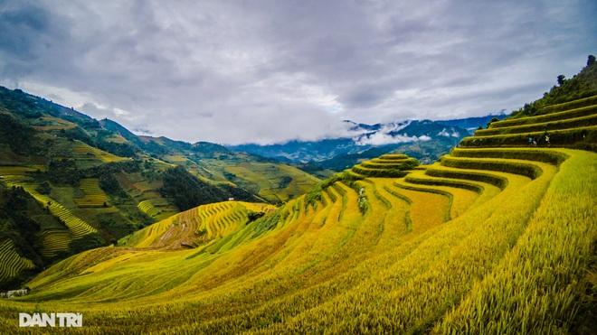 Chạy bộ khám phá vẻ đẹp rực rỡ của những bản làng Mù Cang Chải - 6