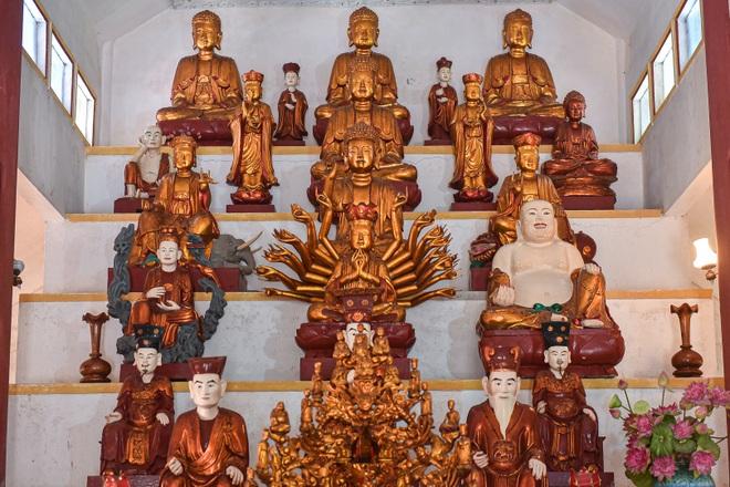 Ngôi đền 600 năm tuổi có kiến trúc độc đáo bậc nhất ở Nam Định - 8