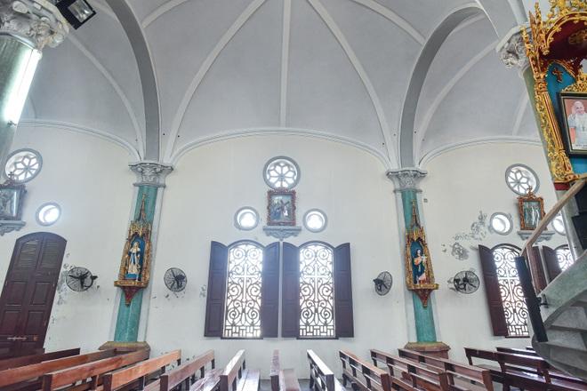 Đền Thánh Sa Châu - nhà thờ Nam Định đẹp uy nghi như ở trời Âu - 6