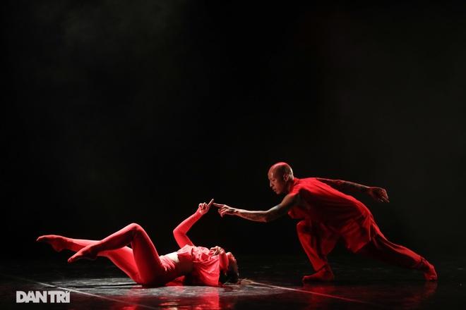 Khoảnh khắc mê hồn tại cuộc thi Tài năng biểu diễn múa - 5