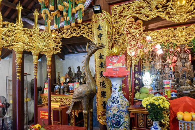 Bí ẩn về ngôi đền thờ thần chó giữa trung tâm Hà Nội - 7