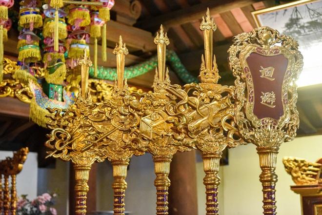 Bí ẩn về ngôi đền thờ thần chó giữa trung tâm Hà Nội - 9